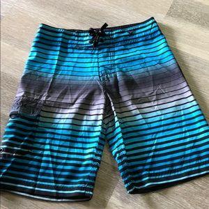 NWT Hurley Boardshorts, Size 12